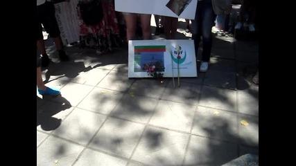 """шепа Негодници"" в подкрепа на Радостин Стойчев!"
