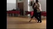 Gladys & Juanito Tango Nuevo Begginers Cla