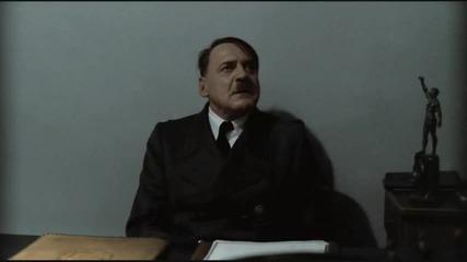 Хитлер е питан как се хващат евреини?