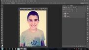 Правене хубав ефект с Photoshop Cs6