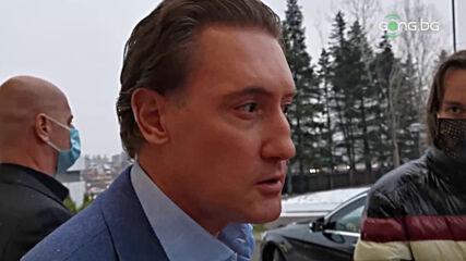 Домусчиев: Трябва да осигуряваме добри условия и да създаваме футболисти