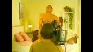 Ahauhaha ... Иэдънка по време на порно филм !
