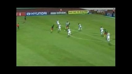 Футболни умения на млади таланти
