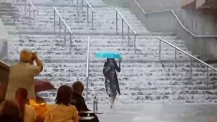 Подлезът на Софийски университет се наводни