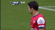 Евертън - Арсенал 3:0