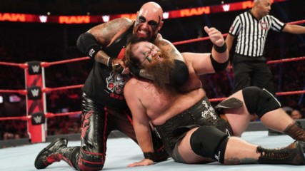 The Viking Raiders vs. The O.C.: Raw, Sept. 23, 2019