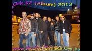 Ork K2 - Mama Mama 2013 (album) Dj Plamencho - Www.muzika-ihtiman.ovo.bg
