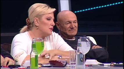 Dejan Maksimovic - Nije taj covek za tebe (live) - ZG 2014 15 - 29.11.2014. EM 11.