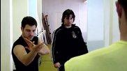 Evdemonia Stunt Team - The Hallway test fight