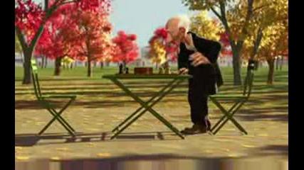 Geris game - Pixar