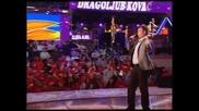 Dragoljub Kovačević - Božanstvena ženo (Zvezde Granda 2011_2012 - Emisija 11 - 03.12.2011)