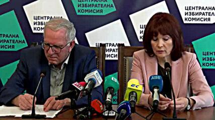 """Преговорите между ЦИК и """"Сиела Норма"""" за доставка на машини продължават"""
