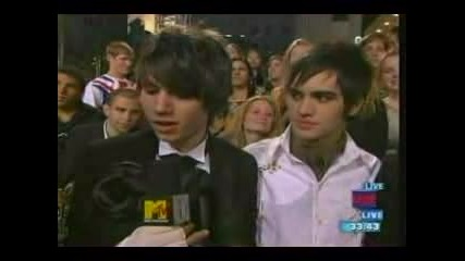 Panic!at The Disco - Mtv Vma 2006