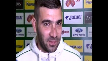 Владо Стоянов в София: Бях убеден, че няма да загубим
