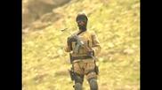 Афганистански наркотици полетяха във въздуха