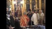 Молебен без царя, за рождения му ден