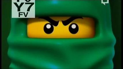Lego Ninjago Season 2 Episode 16 - Double Trouble