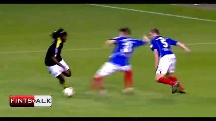 Добри футболни финтове