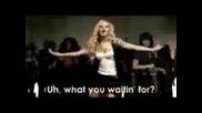 Ashley Tisdale - He Said,  She Sais fast