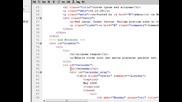 Уеб Разработване уроци - Javascript - Embeding Font в Html с Cufon