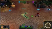 Redeemed Riven League of Legends Skin Spotlight