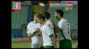 Bulgaria - Latvia 1 - 0 Goal na Dimitar Rangelov