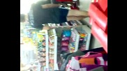 Пешо ( 4i4kata ) Отива на пазар с Буркан Стотинки част 2