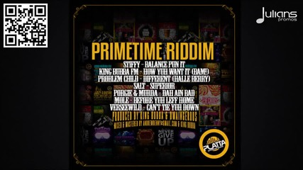 ▶ Stiffy - Balance Pun It (primetime Riddim) 2015