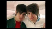 Ryan And Brandon From Panic! At The Disco