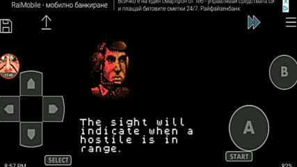 Resident Evil: Gaiden - част 1
