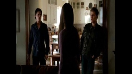 The Vampire Diaries-second To None