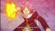 Fairy Tail S2 (2014) - 40 (215) Бг суб. [вградени] Перфектно Качество
