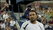 Тенис - най - великото спасяване (федерер) *hd*