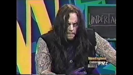 Гробаря - Интервю 1995 - Последна 5 Част