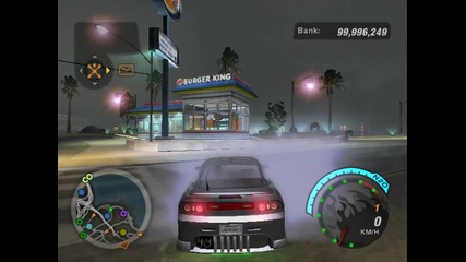 My F1rst Drift need For speed