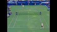 US Open 2002 Агаси - Сампрас