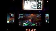 World Of Warcraft tornir Championship Final (final Match) @ Blizzcon 2009.