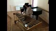 Makedonski Talenti Diana Trajkovski (tale Ognenovski _kasapsko Oro_)kristijan Miloseski (piano)