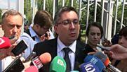 Нанков след разпита: Ще има наказани за трагедията край Своге