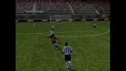 My Fifa 11 Goal 2