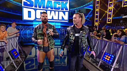Several Superstars attempt to stake claim to Intercontinental Title opportunity: SmackDown, July 23, 2021