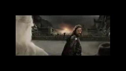 Lotr Aragorn for Frodo