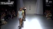 Shen Lin Spring 2012 Cibeles Madrid Fashion Week Inspired by Zurbaran