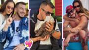 Биляна Лазарова показа бебчето и щастливия баща навръх мил празник
