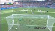 Уругвай 1:3 Коста Рика 14.06.2014