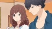 Ao Haru Ride Епизод 12 Eng Sub