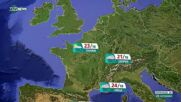 Прогноза за времето на NOVA NEWS (26.09.2021 – 14:00)