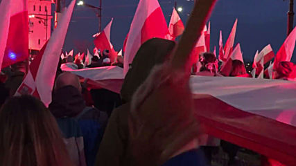 Poland: Nationalists mark Independence Day