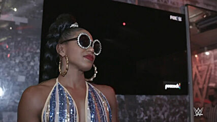 Bianca Belair gets emotional heading into her celebration: WWE Network Exclusive, April 16, 2021