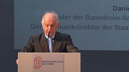 Germany: Barenboim–Said Academy for young musicians inaugurated in Berlin
